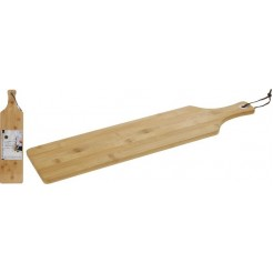 Snijplank Bamboe met handvat